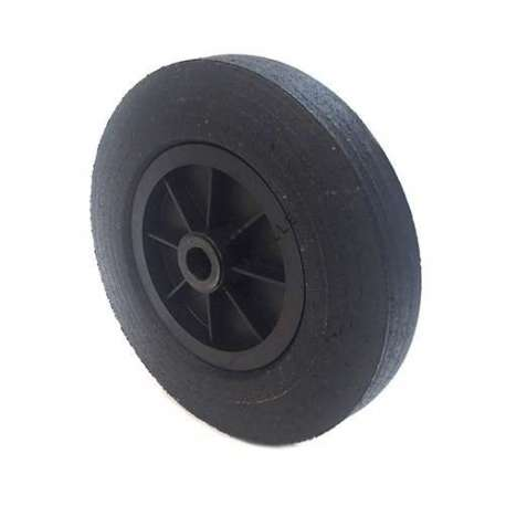 INDUSTRIAL USAGE RUBBER WHEEL 300 MM DIAMETER 25 MM BORE S2000PS