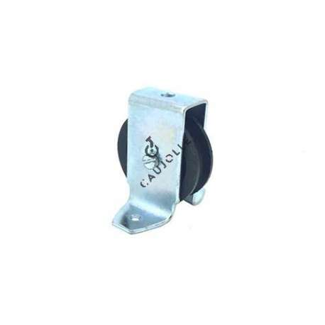 BRACKET PULLEY 50 MM DIAMETER