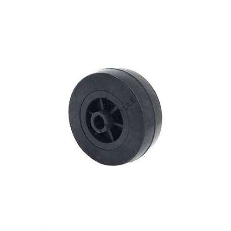 RUBBER WHEEL 65 MM DIAMETER 10 MM BORE S2300