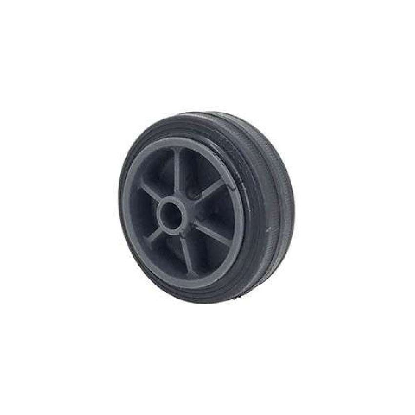 RUBBER WHEEL 80 MM DIAMETER 11 MM BORE S2300
