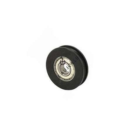 WHEEL FOR CUPBOARD DOOR 41 MM DIAMETER 10 MM BORE