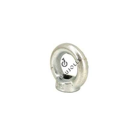 FEMALE LIFTING RING FOR 12 MM BOLT MAX LOAD 250 KG