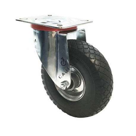 SUPPLE PUNCTURE-PROOF ALL-SURFACE CASTOR DIAMETER 260 MM