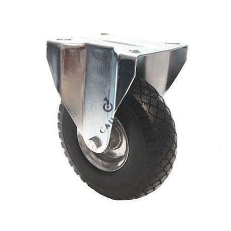 FIXED SUPPLE PUNCTURE-PROOF CASTOR 260 MM DIAMETER