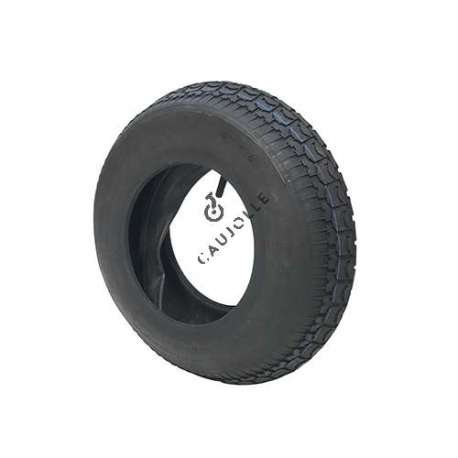 SET TYRE + AIR CHAMBER FOR WHEELBARROW 400 MM DIAMETER 8-INCH RIM (4.80/4.00-8)