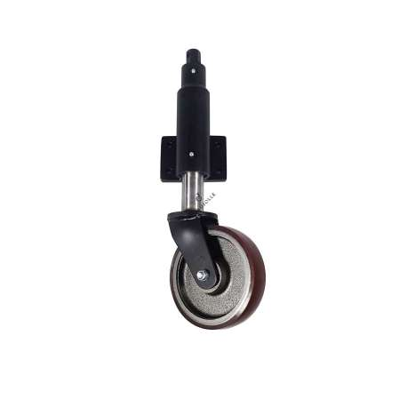 BEQUILLE RELEVABLE FORTE CHARGE DIAMÈTRE 200MM CHARGE XXX KG