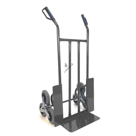 STAIR CLIMBER TROLLEY WITH 3 NON-MARKING WHEELS